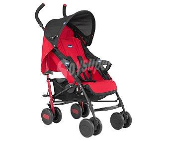 Chicco Silla de paseo bebé, color rojo, ecco coal chicco