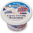 Nata fresca Cremfres sin gluten 500 g Albe