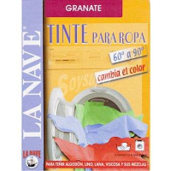 La Nave Tinte granate Pack 2x20 g