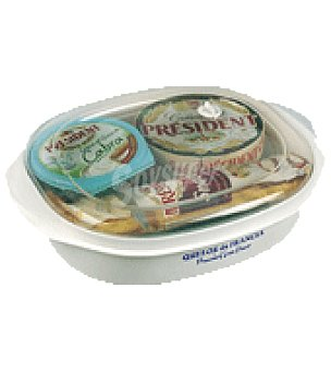President Lote Queso Francia 655 g