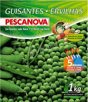 Pescanova Guisantes Bolsa 1 kg
