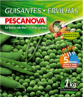 Pescanova Guisantes 1 kg