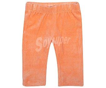 In Extenso Pijama de bebe de terciopelo, color naranja, talla 68