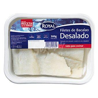Bacalao filetes 300 gr