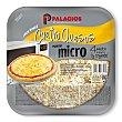 Mini pizza 4 quesos Envase 225 g Palacios
