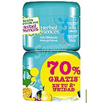 Herbal Essences Hidratación mascarilla ( pack precio especial 2ª unidad al 70%) Pack 2 tarro 200 ml