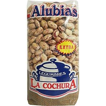 LA COCHURA Alubia pinta extra paquete de 500 g