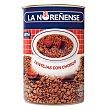 Lentejas con chorizo 430 g La Noreñense