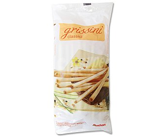 Auchan Palitos de pan crujiente con margarina vegetal 300 gr