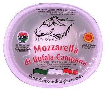 Zanetti Queso mozzarella fresca bufala Tarrina 125 g