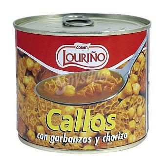 Coren Callos con garbanzos Lata 625 g