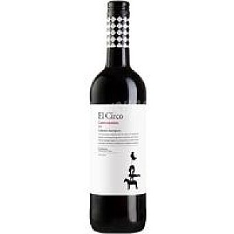 EL CIRCO Vino Tinto Cabernet Cariñena Botella 75 cl