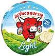 Queso en porciones light 8 uds La Vaca que ríe