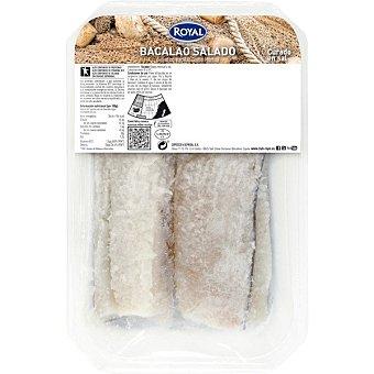 Pescados Royal Lomos cortos de bacalao salado Envase 500 g