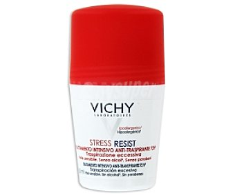 Vichy Desodorante roll-on tratamiento intensivo 72 horas 50 mililitros