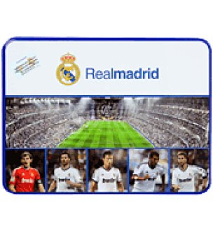 Real Madrid Surtido de galletas 270 g