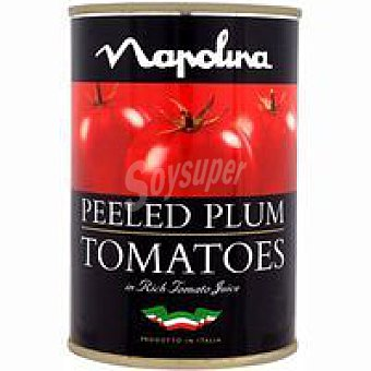 Napolina Tomate pelado entero Lata 400 g