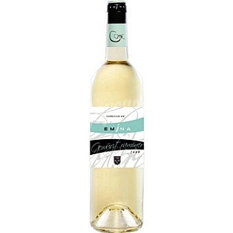 HEREDAD DE EMINA Vino blanco Gewürztraminer de la tierra de Castilla y León Botella 75 cl