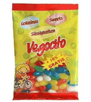 Vegocito Pastilla goma dura 100 g