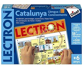 Diset Lectron lengua y conocimientos en catalán, DISET.