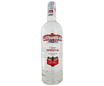 Lithuanian Vodka de imprtación Botella de 1 litro