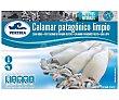 Calamares de la Patagonia, limpios y congelados 800 g Pereira