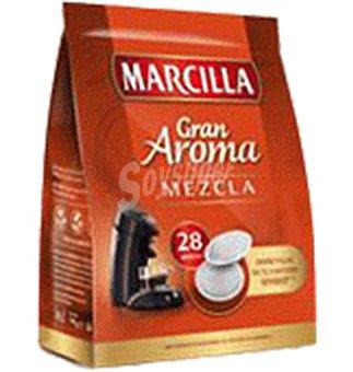 Marcilla Capsulas mezcla 28 UNI