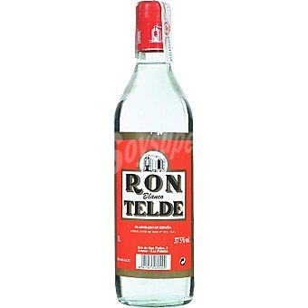 TELDE ron blanco botella 1 l 1 l