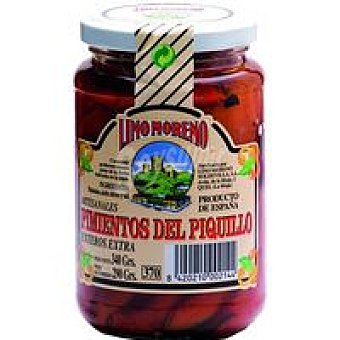 Lino Moreno Pimiento del piquillo entero Tarro 340 g