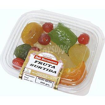 Dos Hermanos Frutas surtidas Envase 400 g