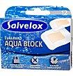 Apósito cura rápido aqua block 12 unidades Salvelox