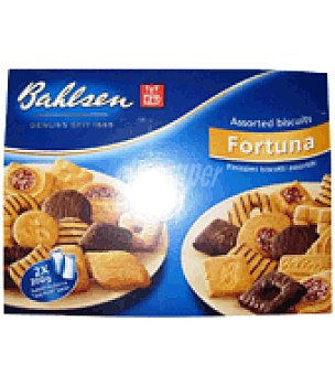 Bahlsen Galleta surtida Fortuna 400 g