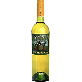 ESPELT Quinz Roures Vino blanco D.O. Empordá Botella 75 cl