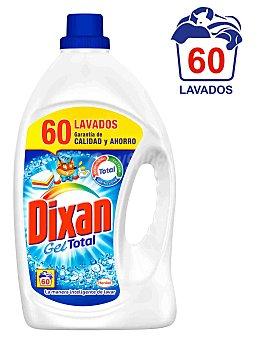 Dixan Detergente Gel Dixan 60 dosis 60 dosis