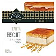 Tarta biscuit de nata-yema Caja 550 g Casa Eceiza