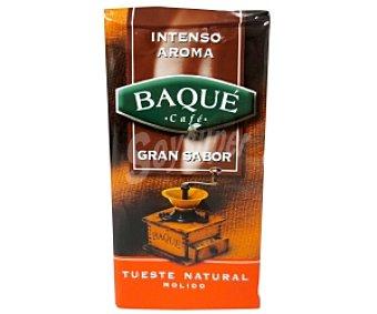Baqué Café molido gran sabor 250 gramos