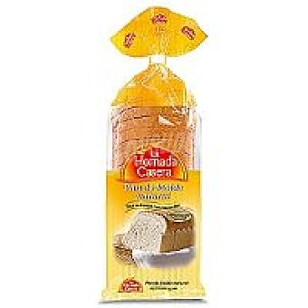 La Bella Easo Pan de molde blanco Hornada Casera Paquete 500 g
