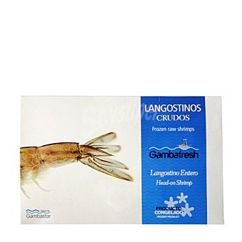 Gambafresh Langostino cru gambafresh 800 g