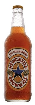 Newcastle Cerveza alemana Brown Botella de 55 cl