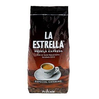 La Estrella Café en grano mezcla 1 kg