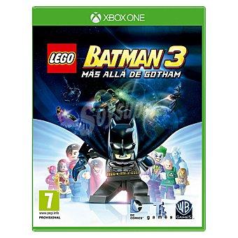 XBOX ONE Videojuego Lego Batman 3: Más Allá De Gotham  1 Unidad