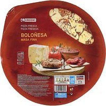 Eroski Pizza boloñesa 1 unidad