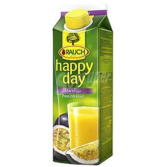 Rauch happy day Zumo de maracuyá con vitamina C Envase 1 l