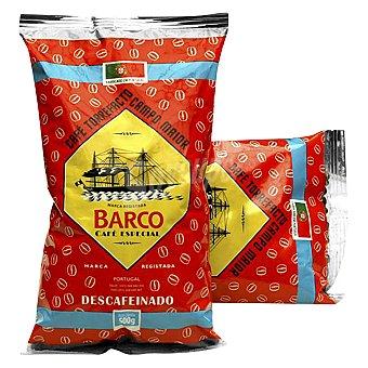 Barco Café en grano torrefacto descafeinado Bolsa 500 g