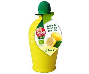 Cereal Bio aliño de zumo de limón ecológico  envase 125 ml