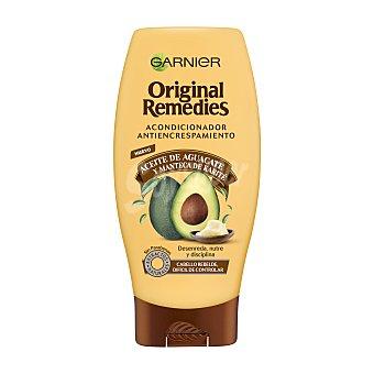 Original Remedies Garnier Acondicionador antiencrespamiento con aceite de aguacate Original Remedies 250 ml