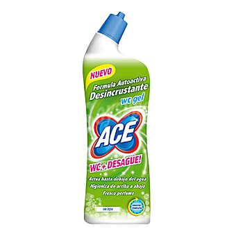 Ace Gel desincrustante WC sin lejía 700 ml