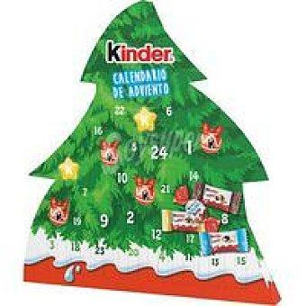 Kinder Calendario de Adviento 1 unid