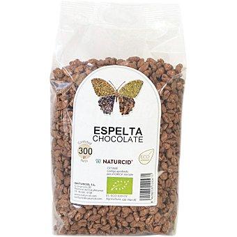 Naturcid Espelta con chocolate ecológico bolsa 300 g bolsa 300 g