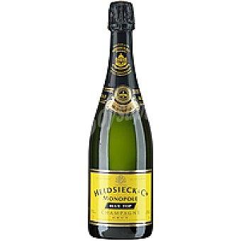 Monopole Champagne Heidsieck Botella 75 cl
